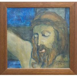 Obraz - Akryl - Kristus - Janka Onušková