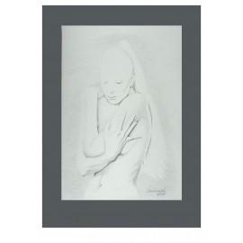 Obraz - Ceruza - Foggy - Ján Radvanský