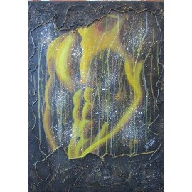 Obraz - Akryl -The self love - Silvia Lasák