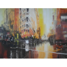 Obraz - Olejomaľba na plátne - San Francisco - Gregory Goy