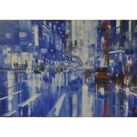 Obraz - Olejomaľba na plátne - Po daždi - Gregory Goy