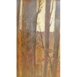Obraz - Olej - Štyri duby - ArtDiela