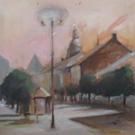 Obraz - Prešov-Dom sv. mikuláša - Artdiela