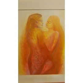 Obraz - Keď dvaja sme jedno - Mgr. Art. Kamil Jurašek