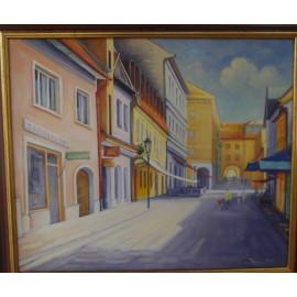 Obraz - olejomaľba - Jozef Onduš - Prešov