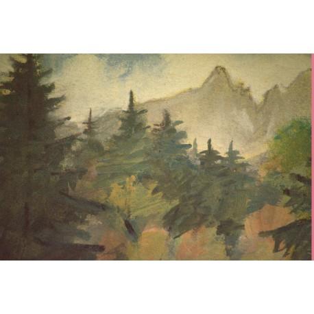 Obraz - Krajinka 2