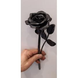 Ruža -kovaná dekorácia, od Gabriela Nemčíka