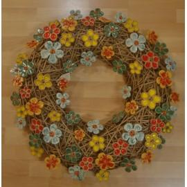 Keramika-Veniec-Kvety- Mihoková