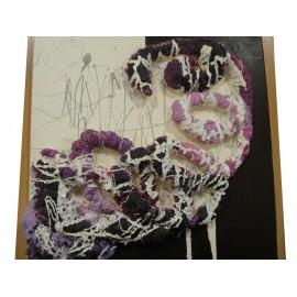 Abstrakt 1 - Ručne maľovaný obraz