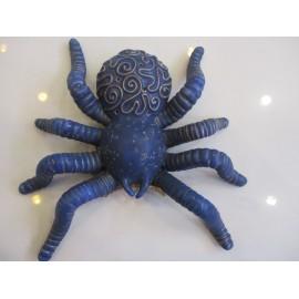 Keramika - Pavúk Modrý - Mihoková