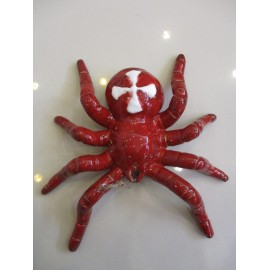 Keramika - Pavúk Červený - Mihoková