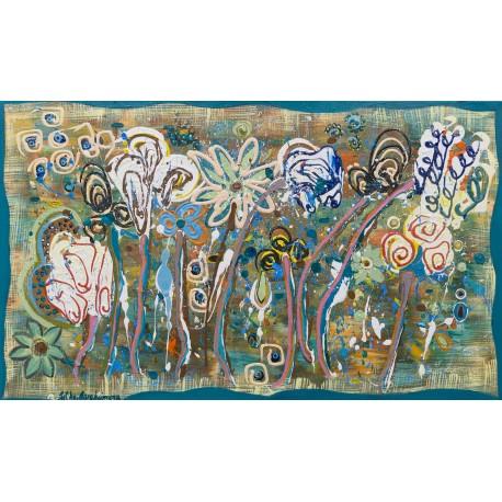 Katka Haraksimová - Veselé kvety