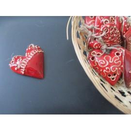 Keramika-miska lodička- Mihoková