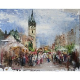 Obraz - Olejomaľba -Košice - Igor Navrotskyi