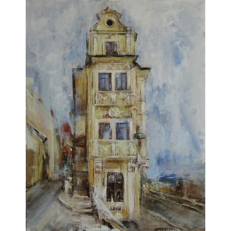 Obraz - Olejomaľba - Bratislava - Igor Navrotskyi