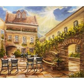 Obraz - Akryl na plátne - Carpe Diem - Baňas Matúš