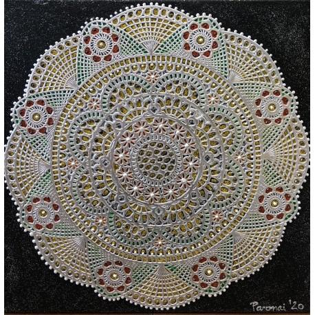 Šperky-Postriebrený drôt- Tigrie oko- Hand made by Evelynpa
