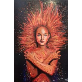 Obraz - Akryl - Mystique- Attila Szabo