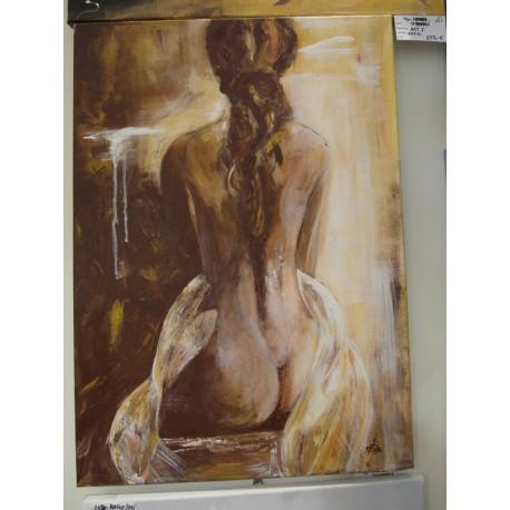 AKT 2. - ručne maľovaný obraz