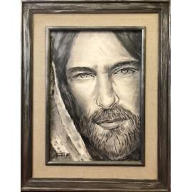Obraz - Olejomaľba - Ježiš (č. 3) - Peter Treciak