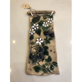 Keramika- Krajinka v ráme -Mihoková