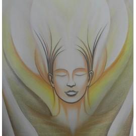 Obraz - Akryl - Kráľovná svetla Mgr. art Kamil Jurašek