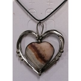 cínované šperky - aragonit