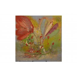 Abstrakt 2 - ručne maľovaný obraz