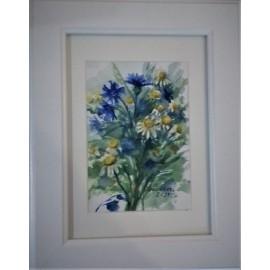 Obraz - Akvarel- Nevadze č.127- Mária Lenárdová