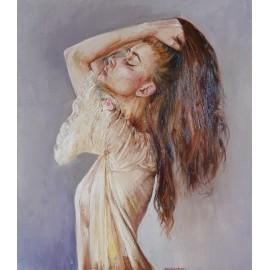 Obraz - Olejomaľba - Passion- Igor Navrotskyi