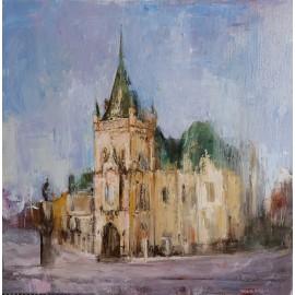 Obraz - Olejomaľba - Jakabov Palác - Košice - Igor Navrotskyi