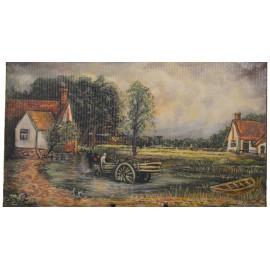 Obraz, Krajina - ručne maľovaný obraz