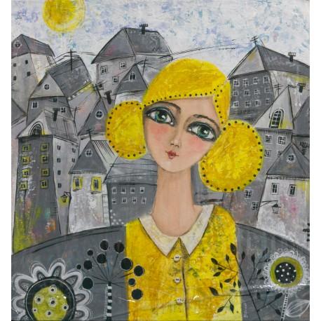 Silvia Sochuláková - Žltovláska