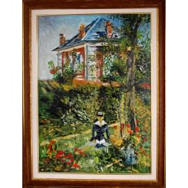 Obraz - Monet - kópia