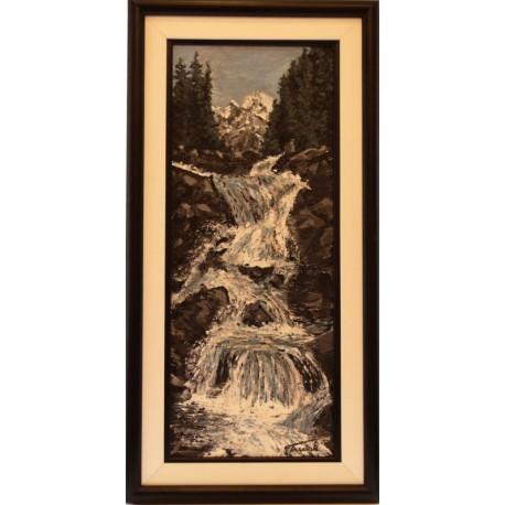 Obraz - Studenovodské vodopády