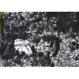 Originál obraz, Krajina- pastel