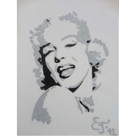 Obraz - Marilyn Monroe (malý)