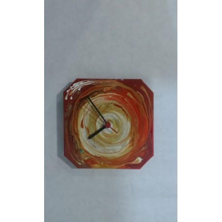 Ručne maľované hodiny H24