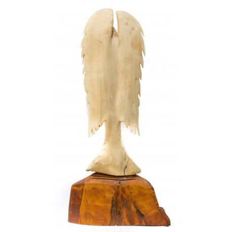 Anjel 5 - drevorezba