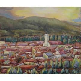 Obraz - Prešov 9. - Viliam Volk