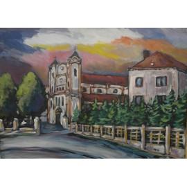 Obraz -Prešov 8 - Viliam Volk