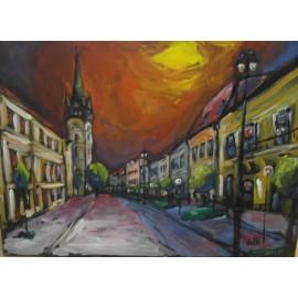 Obraz - Prešov 3 - Viliam Volk