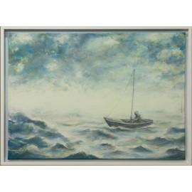 Mgr. Art Kamil Jurašek - život je ako púť na mori života