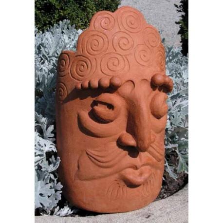Keramický črepník - Perún