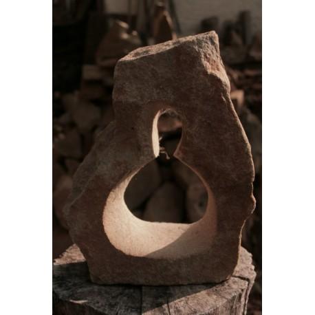 Kamenná socha - Svietnik- originál