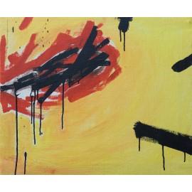 Obraz - Olejomaľba - Abstrakt II. - Mgr. Art Slavomír Durkaj