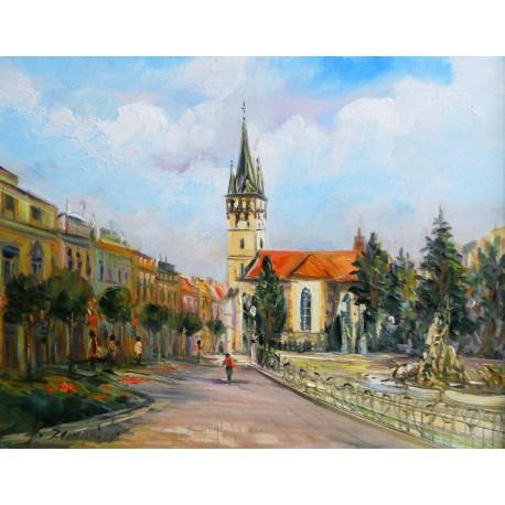 Obraz - Prešov II.