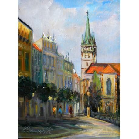Obraz - Prešov I.