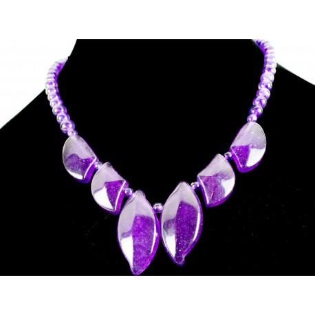 Ametyst - náhrdelník