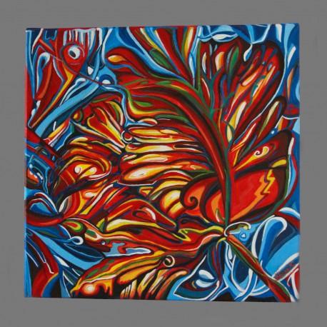 Obraz - Tulipán fantázie